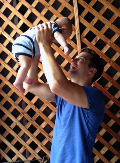New dad and GoHealth executive shares tips on balancing work and family